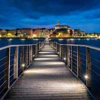 Lesina Lake Bridge di