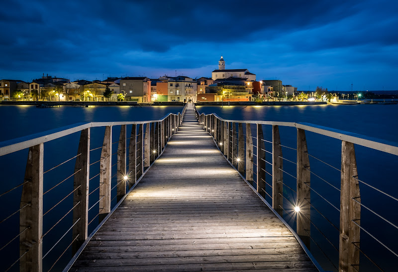 Lesina Lake Bridge di Attidep