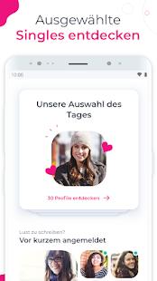 Partnersuche per app