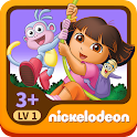 Learn with Dora - Level 1 icon