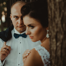 Wedding photographer Grzegorz Krupa (KRUPAIzabelaKr). Photo of 02.10.2017