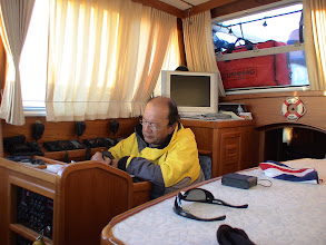 Photo: Navigasyon mu yapılıyor acaba? Navigating?