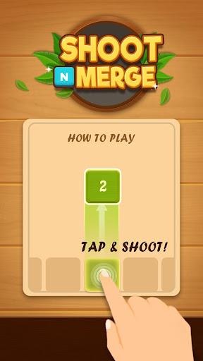 Shoot n Merge - Block puzzle 1.4.2 screenshots 1