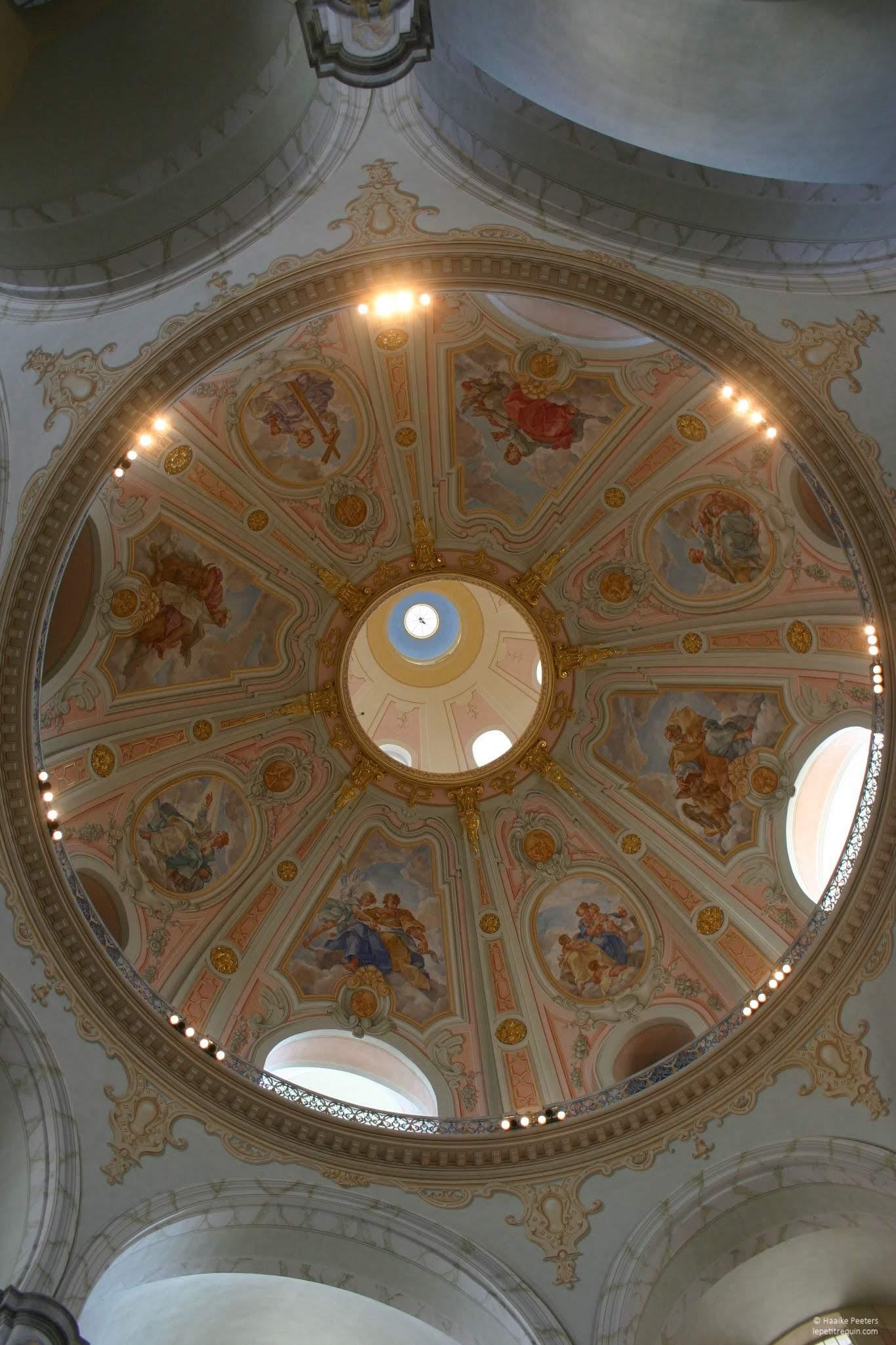 Frauenkirche Dresden (Le petit requin)