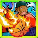 Basketball Shoot Street Hoops icon