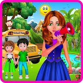 Kids School Trip Games