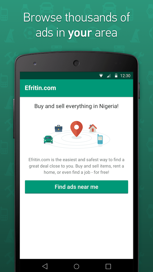 Efritin- Buy & Sell Everything- screenshot