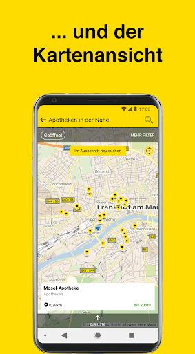 Gelbe Seiten Notfall-App  screenshots 4