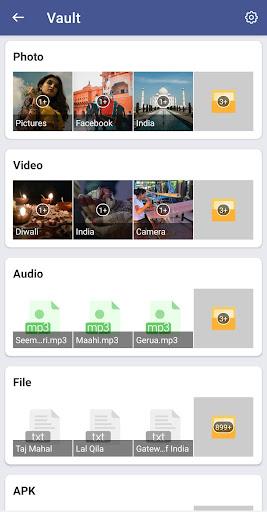 applock & photo vault -no ads , fingerprint & pin screenshot 3