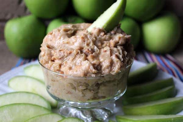 Homemade Caramel Apple Dip