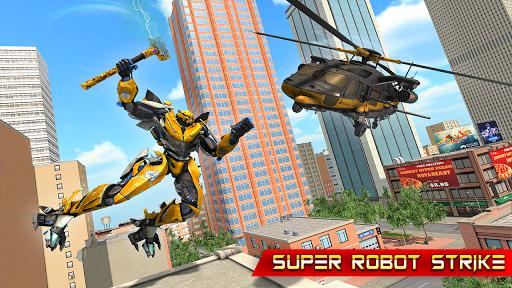 Grand Hammer Robot - Hammer Robot Fighting Game 5 screenshots 1