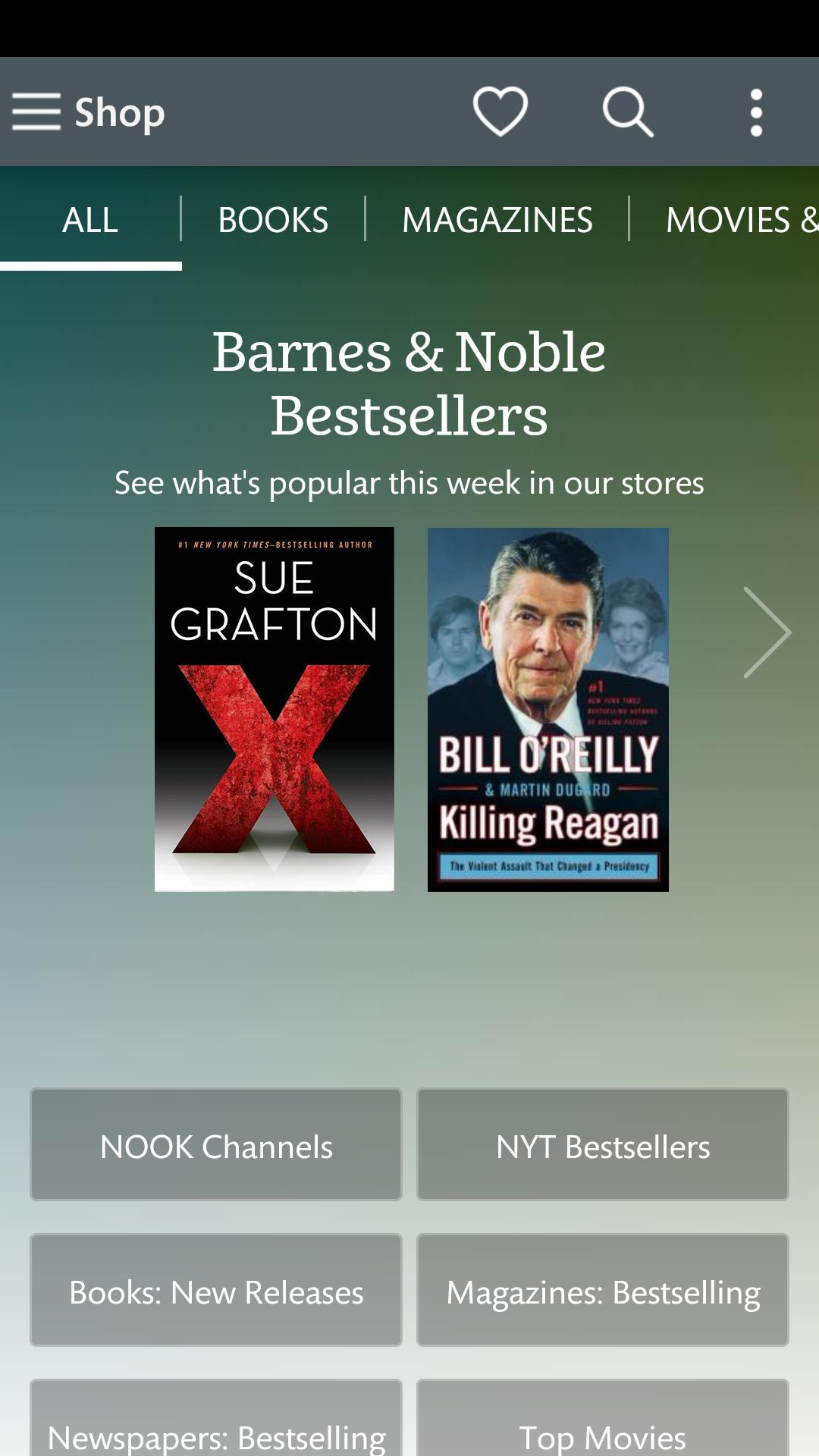 NOOK: Read eBooks & Magazines screenshot #3