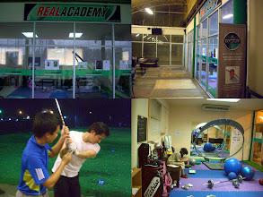 Photo: Real Academy สนามไดร์ฟกอล์ฟท้อปคลาส http://younggolfpro.pantown.com/