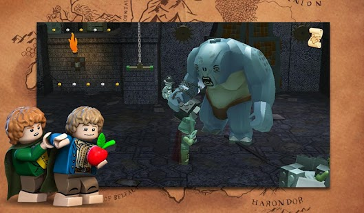 LEGO® The Lord of the Rings™- screenshot