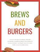 Brews & Burgers - Poster item