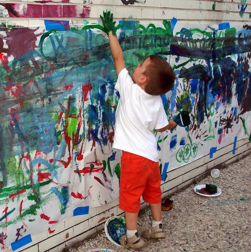 Créativité enfant