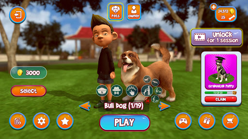 Virtual Puppy Simulator apkdebit screenshots 3