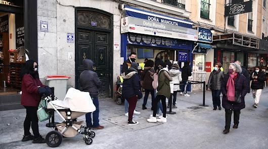Los almerienses, los que más dinero juegan en Andalucía en El Niño