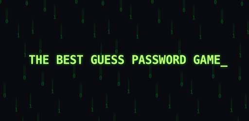 I Hacker - Password Game - Apps on Google Play