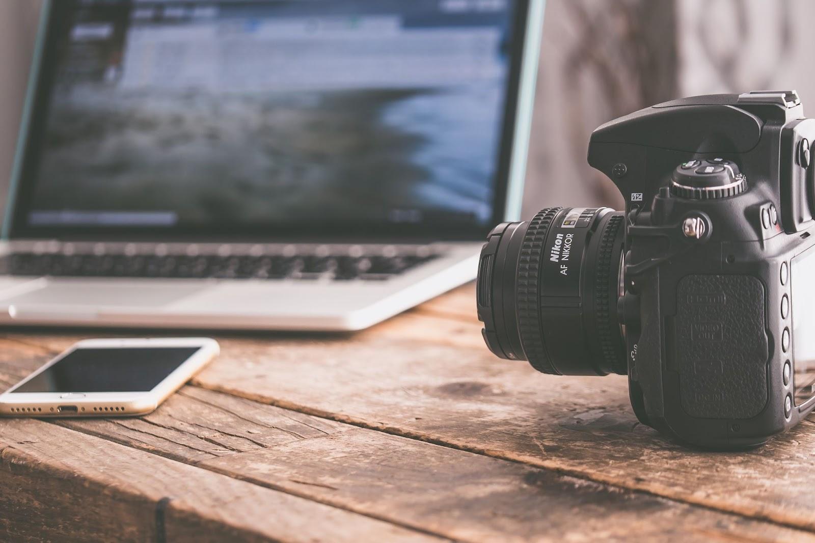 ejemplos de estrategias comerciales para fotógrafos
