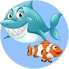 Free Aquarium Puzzle For Kids icon