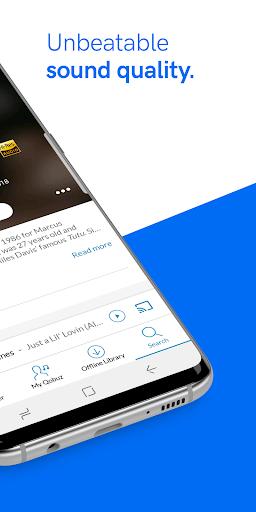 Qobuz - HD Music 5.1.9 screenshots 2