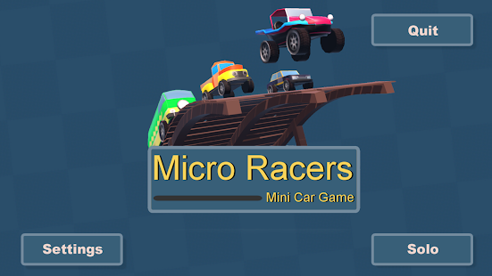 Micro Racers Lite - Mini Car Racing Game - náhled