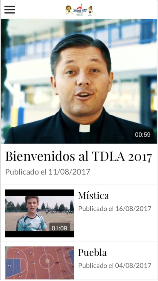 TDLA2017- screenshot
