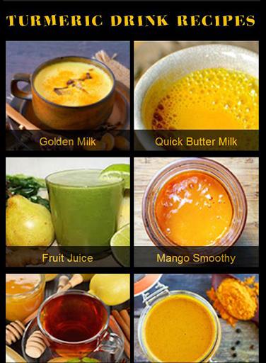 Turmeric Drink Recipes screenshot 15