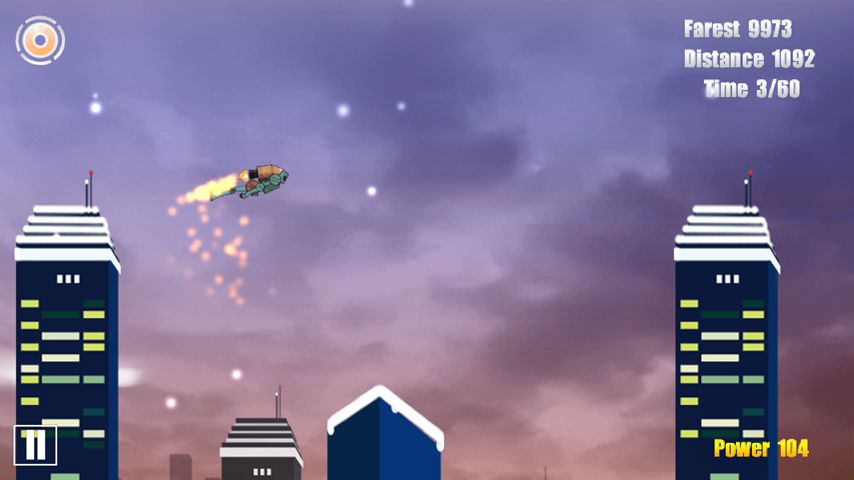 Jet Fly(II)- screenshot