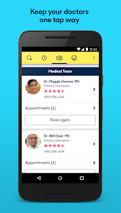 Zocdoc: Find & book a doctor Screenshot 7
