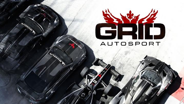 grid autosport poster