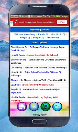 DJ Remix Songs & Radio screenshots 2
