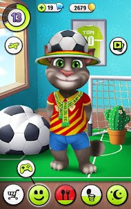 My Talking Tom MOD 4.7.2.91 (Unlimited Coins) Apk 7