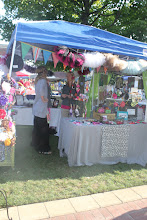 Photo: You can get cute aprons, jewelry, frames and hair bows as well as food!