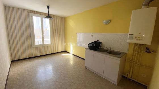 Vente appartement 2 pièces 55,94 m2