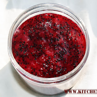 Dragon Fruit Compote