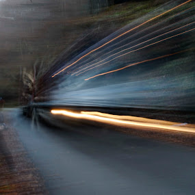 by Lili Screciu - Abstract Light Painting