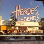 Heroes And Legends Bar And Grill Claremont Ca