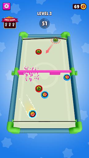 Sling Puck 3D Challenge 1.0.714 screenshots 3