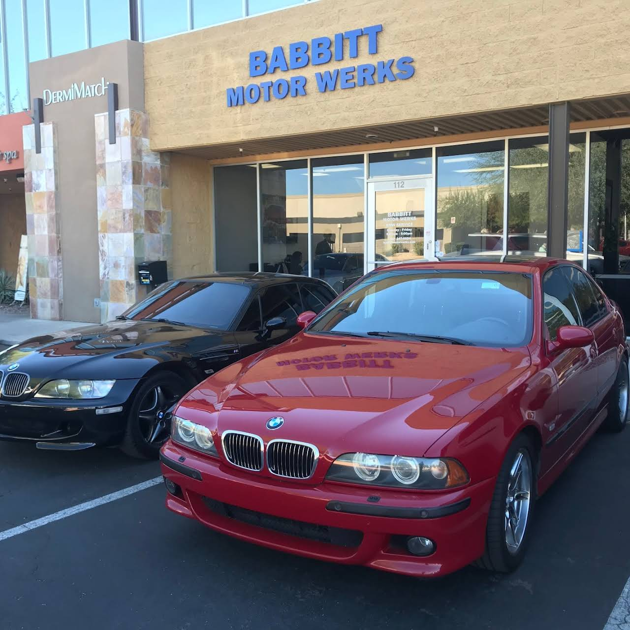 Babbitt Motor Werks Scottsdale. BMW Service and Repair Shop. Posted on Nov 2, 2018