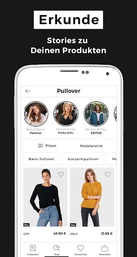 ABOUT YOU Mode Online Shop 4.29.1 screenshots 2