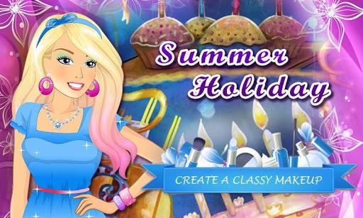 Summer Holiday - Makeup