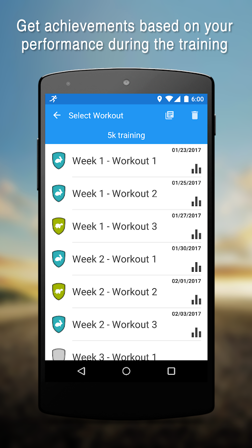 Couch to 5k 10k android apps on google play for Couch 5k app
