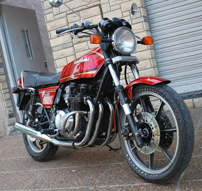 Kawasaki KZ 550 -manual-taller-despiece-mecanica