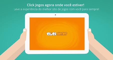 Click Jogos (Descontinuado) 2.0.3 screenshot 639560
