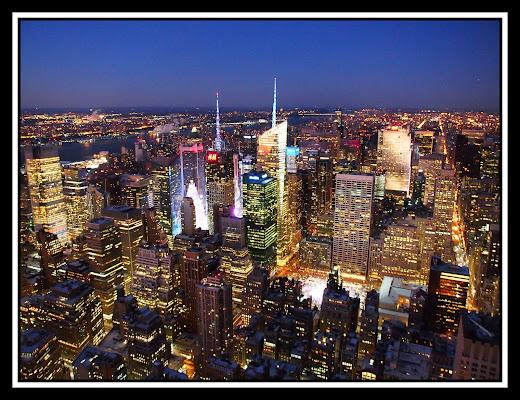 Luci di New York di robypsycho