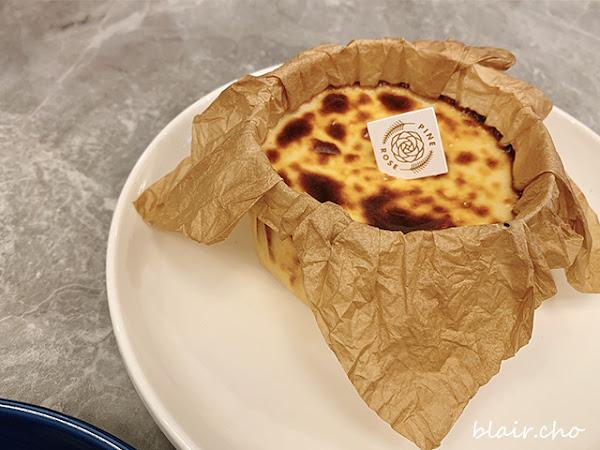 松薇食品PINE&ROSE‧極濃熔岩起士,女孩的秘密下午茶時光in東門甜點~