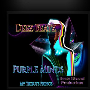 Cover Art for song Purple Minds