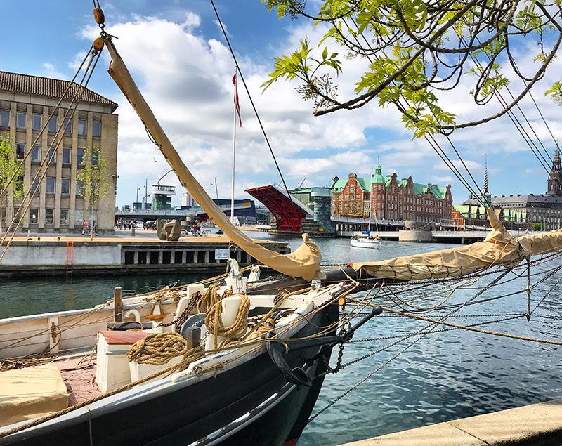 Один неспешный Копенгагенский выходной